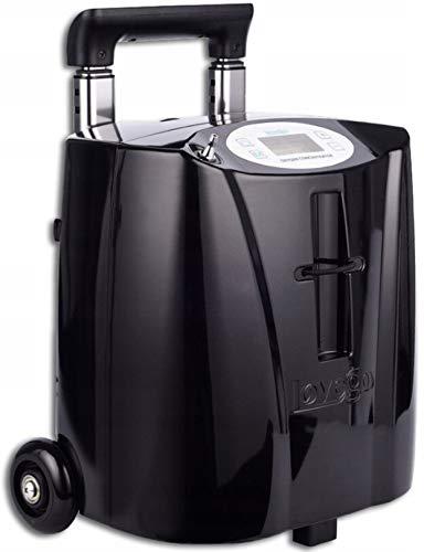 CRONOS Sauerstoffkonzentrator Lovego PRO II - 0,5 bis 7 Liter/Min - Sauerstoffkonzentration 90% -...
