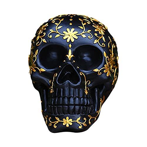 fdsfd Menschlicher Schädel Modell Erwachsener Kopf Knochen Modell Halloween Muster Schädel...
