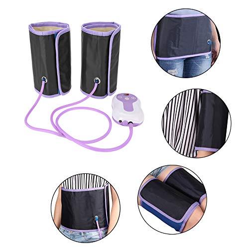 Luft-Kompressionsmassagegerät, elektrische Zirkulation, Beinbandagen für Körper, Fuß, Taille,...