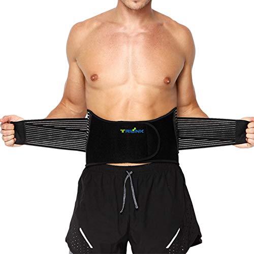 Rückenbandage Rücken Gurt für Herren und Damen, Rückengurt für Lindert Schmerzen,...