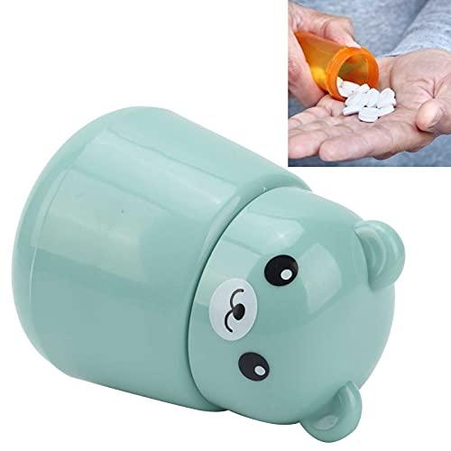 Pillenzerkleinerer, leichter Tablettenteiler für den Heimgebrauch für Reisen für Haustiere für...