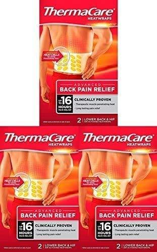 ThermaCare Wärmeumschlag, für unteren Rücken, 5er-Pack 2 stück