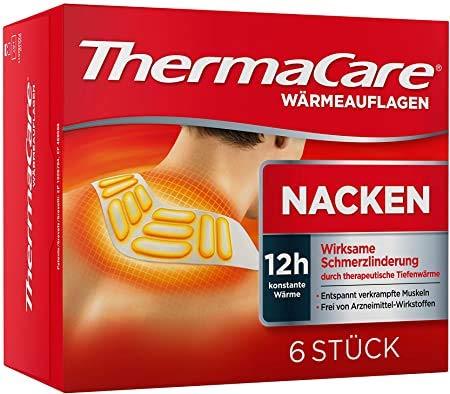 ThermaCare selbstheizendes Patch, für Nacken, Schulter und Handgelenk, lindert Nackenschmerzen, 16...