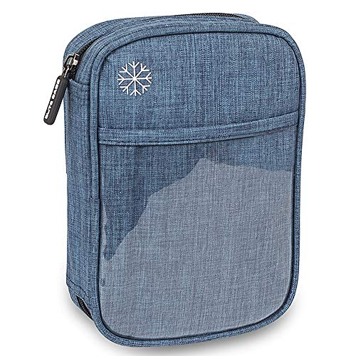 Elite Bags PHIAL´S Ampullarium Blau-bitone 19 x 5 x 13,5 cm