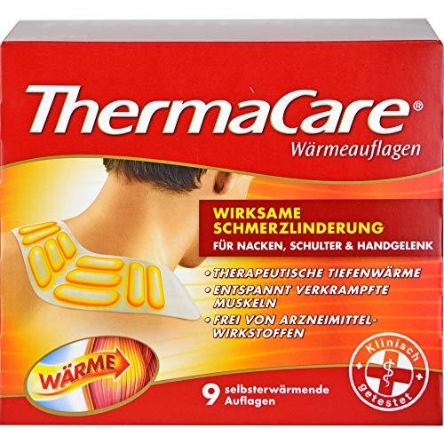 ThermaCare Wärmeauflagen Nacken, 9 St. Pflaster