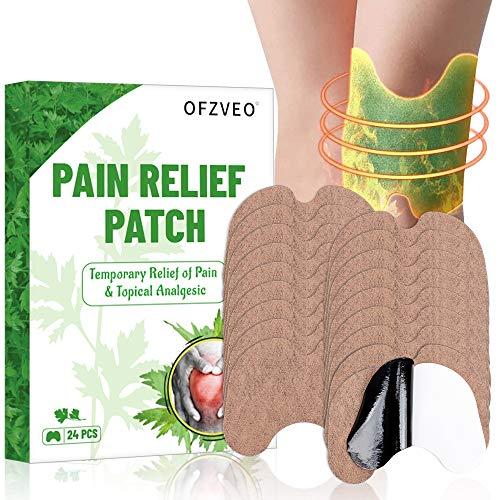 Schmerzlinderung Patch, Pain Relief Patch, Wärmepflaster, Wermut Kniegelenk Patch, Schnelle...