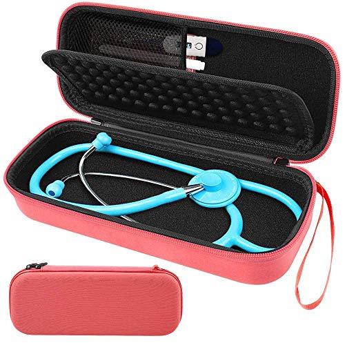 Stethoskop Tasche - Netztasche für Zubehör Innen mit Handschlaufe, für 3M Littmann Classic...
