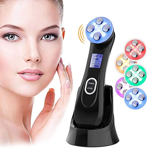 Beauty Gesicht und Körper Ultraschall Gesicht Anti-Falten Ultraschall Therapie und Körper...