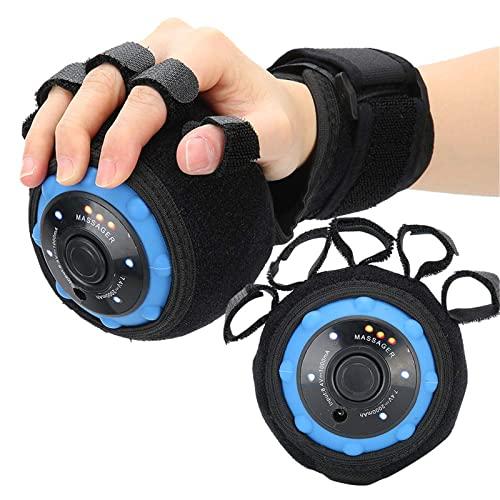 BILXXY Finger-Recovery-Massageball, elektrisches Finger-Rehabilitationstraining,...