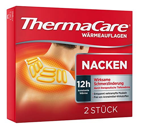 ThermaCare Nackenumschläge – Wärmeumschläge für Schulter & Nacken zur Linderung von...