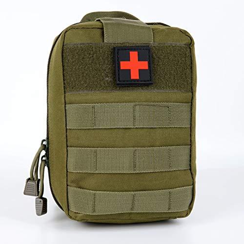 YOCOOL Erste Hilfe Set Tasche taktisch Notfalltasche Medizintasche Reiseapotheke Rettungsbeutel...
