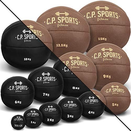 C.P.Sports Medizinball K5, Gewichtsball, Medizinbälle, Crossfit Ball - Erhältlich: 1kg - 10kg...