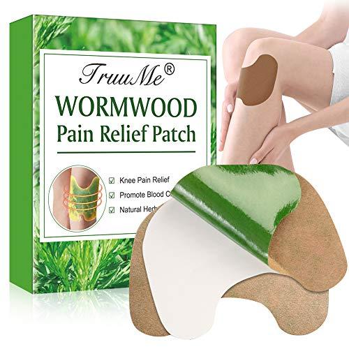 SchmerzlinderungPatch, PainReliefPatch, Wärmepflaster, Wermut Kniegelenk Patch, 12...