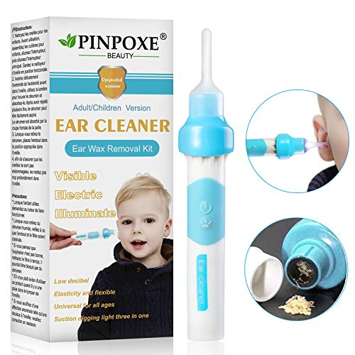 Ohrenreiniger, Ear Wax Cleaner, Ohrwachsentferner,Ohrwachs...