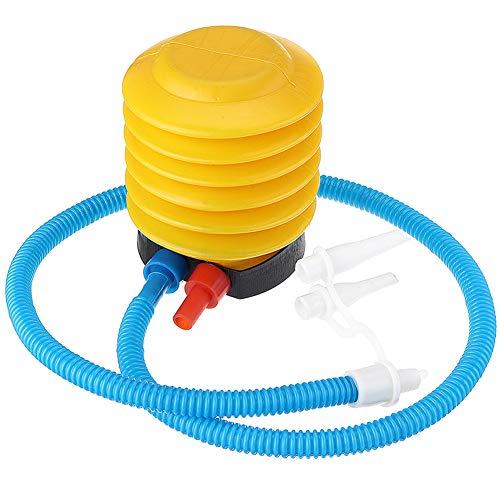 Case Cover Tragbare Fuß Luftpumpe, Kunststoff Bellows Fußpumpe Für Inflator Ballon Schwimmen Ring...