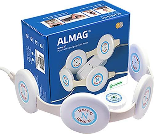 Almag-01 das Gerät für pulsierende Magnetfeldtherapie bei Arthrose und viel mehr...