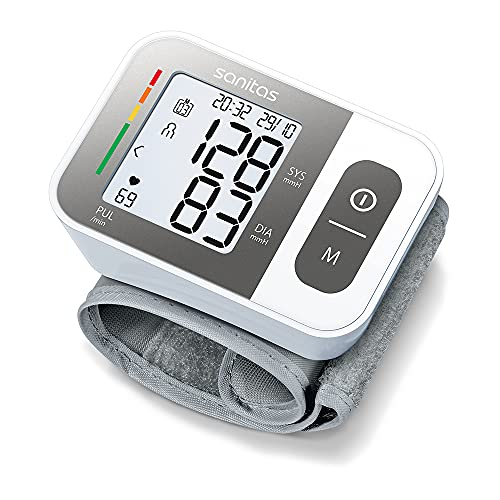 Sanitas 650.45 SBC 15 Handgelenk-Blutdruckmessgerät