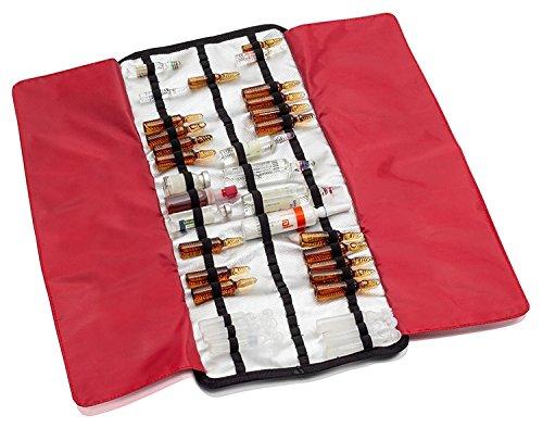 Queraltó Isothermische Tasche für Ampullen Elite | Kapazität: 80 Ampullen…
