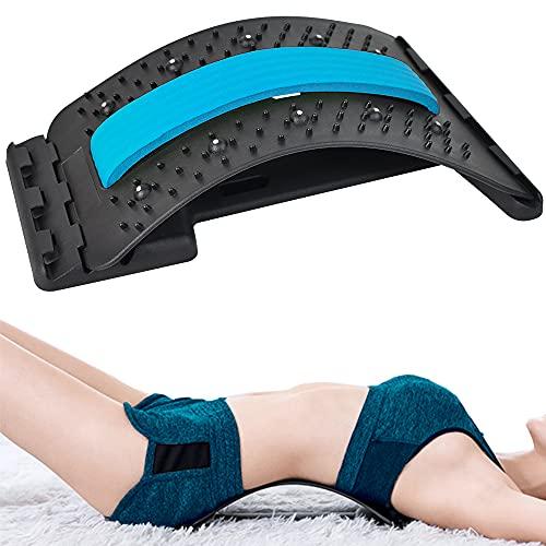 Rückenmassagegerät, Bett-und Office Chair Rückenmassagegerät, zur Mehrschichtigen...