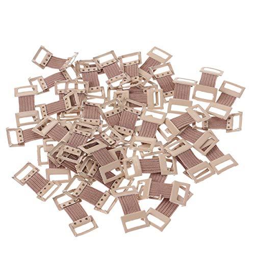 Artibetter Elastic Bandage Clips - 50er Pack - Verbandwickelclips