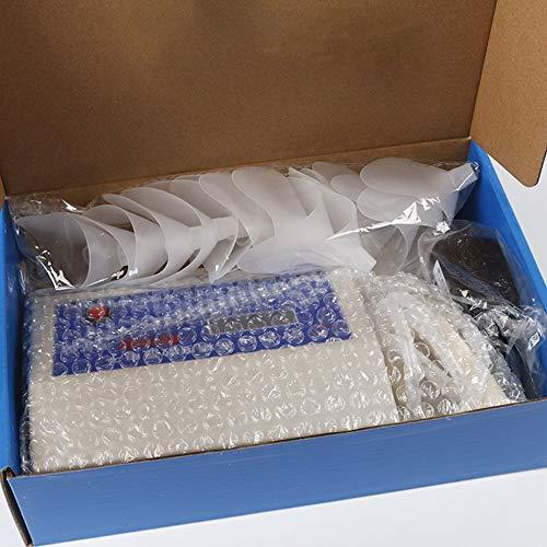 Greatangle-UK Automctic digitales elektronisches Spirometer 4 Bit HD-LCD-Bildschirm Klinik oder...