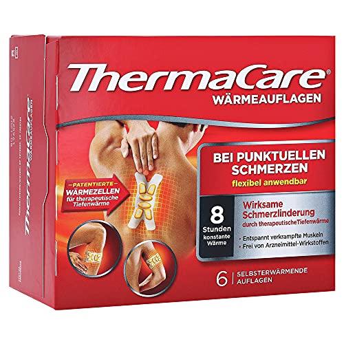 ThermaCare W�rmeauflagen bei punktuellen Schmerzen, 6 St