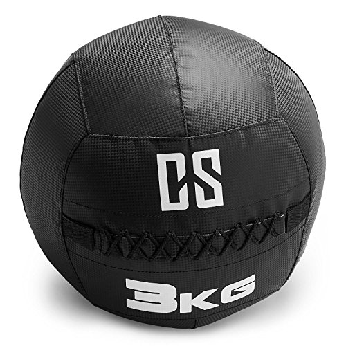 Capital Sports Bravor - Medizinball, Wall Ball, Fitness Ball, Krafttraining, Ausdauertraining,...