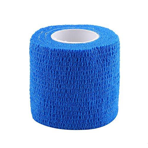 5 Rollen/Set selbstklebendes Bandageband, wasserdicht, haftende Stick-Bandage, selbsthaftende Rolle,...