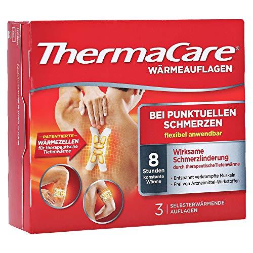 ThermaCare Wärmeauflagen bei punktuellen Schmerzen, 3 St. Pflaster