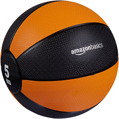 Amazon Basics - Medizinball, 5 kg