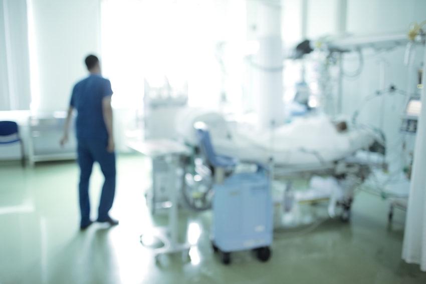 Krankenhausstationen