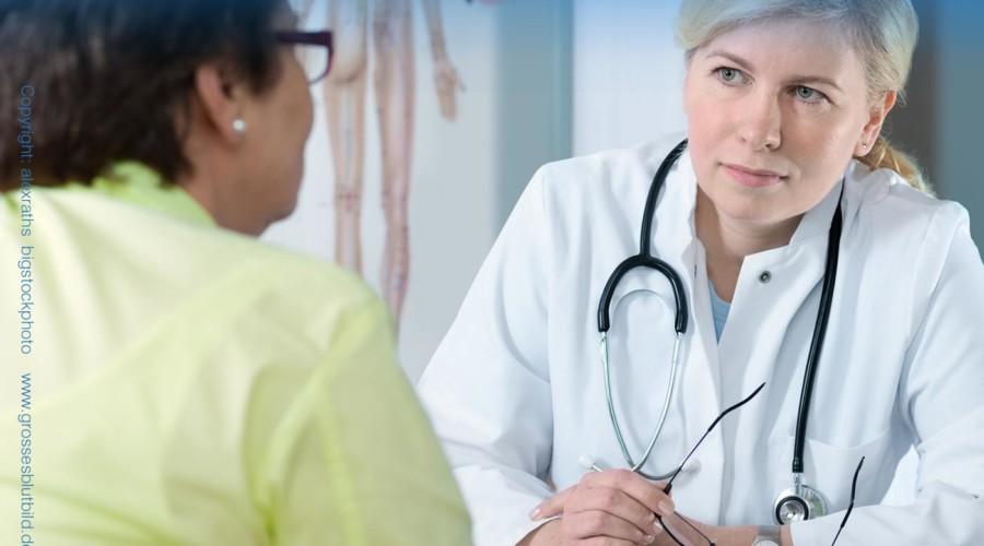Was macht ein Endokrinologe