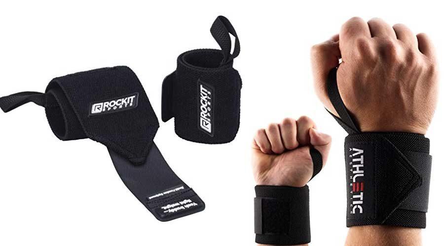 Fitness Handgelenkbandagen