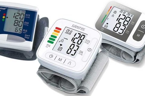 Handgelenk-Blutdruckmessgeräte