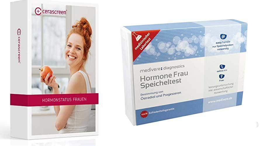 Hormontest für Frauen