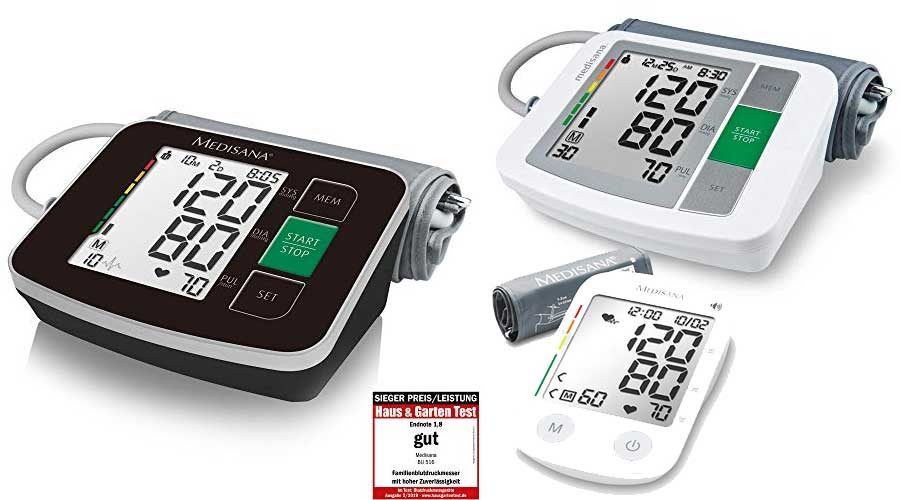 Medisana Oberarm-Blutdruckmessgeräte