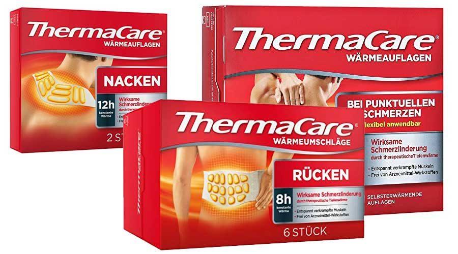 Thermacare Wärmeauflagen