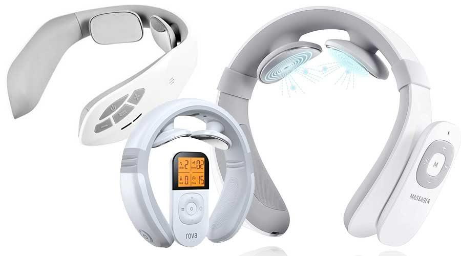 elektrische Nackenmassagegeräte