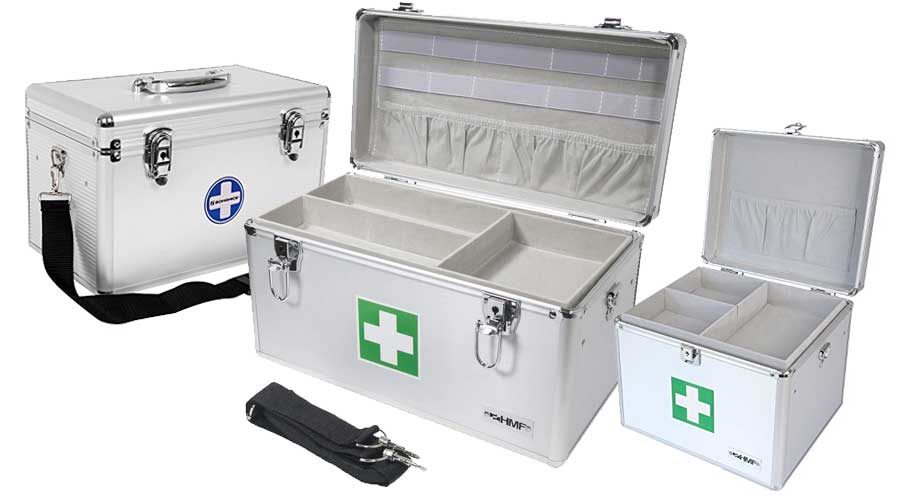Alu Medizinkoffer