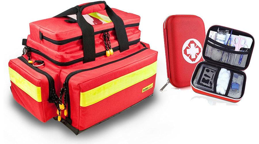 Erste-Hilfe Notfalltasche