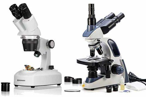Labor-Mikroskop