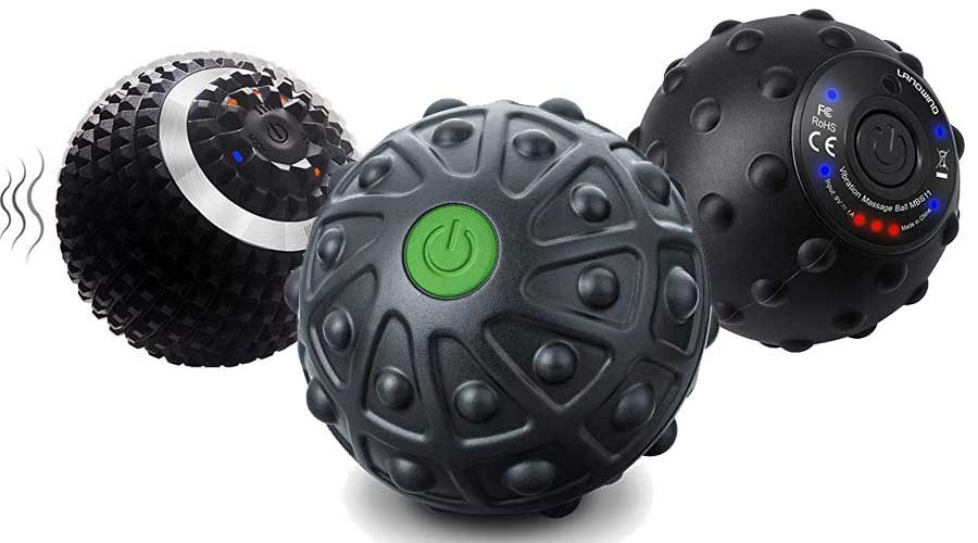 elektrischer Massageball mit Vibration