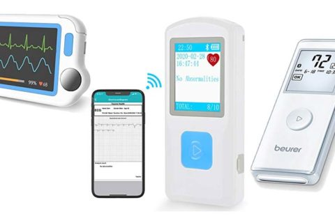 mobiles EKG Gerät